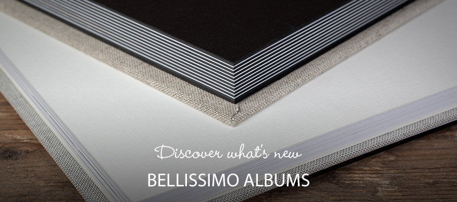 What's New in Our Award-Winning Album Range?